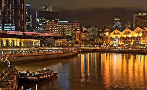 Singapore's beauty