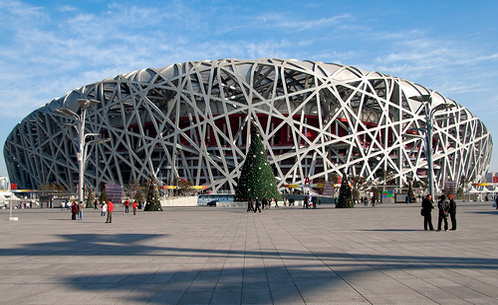 Bird's Nest, Beijing, China