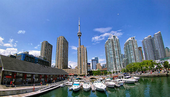 Harbour Front And Centre Island Harbourfront Toronto