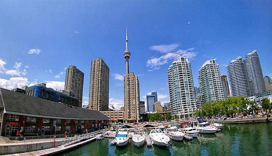 Harbourfront Toronto