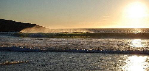 golden beach cape town