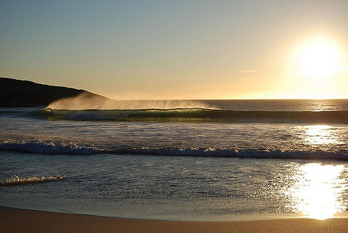 golden beach cape town