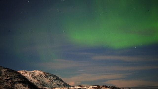 northern lights(aurora-borealis)