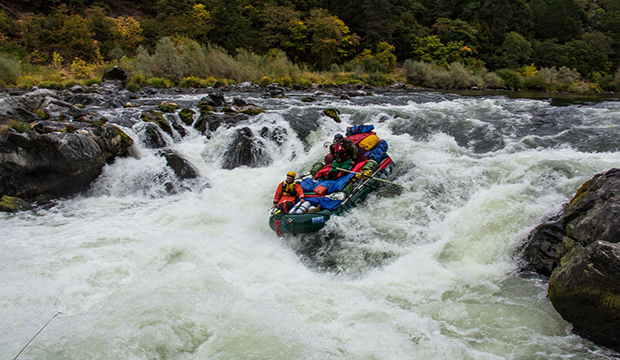 Rafting-in-Oregon