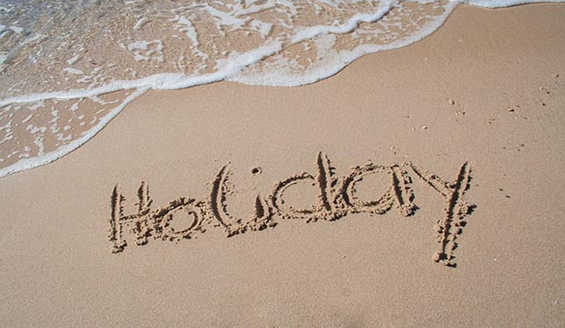 Sand Holiday Summer Beach Font Sea Greece
