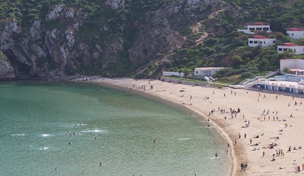 Al Hoceima beach Morocco