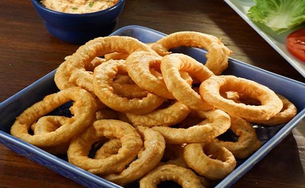 Reheat Fried Onion Rings