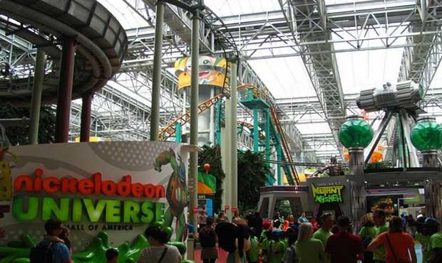 Nickelodeon Universe