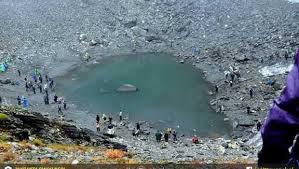 Roopkund- Himalaya