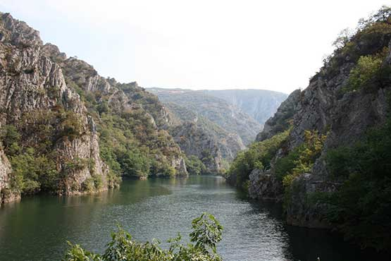 Canyon Matka Macedonia