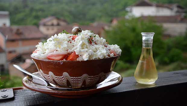 Shopska Salad, Macedonia