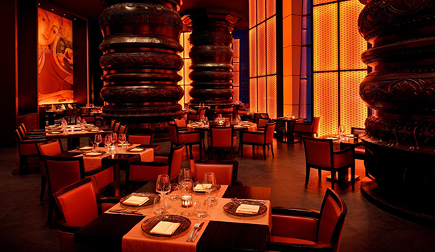 Rang mahal restaurant Dubai