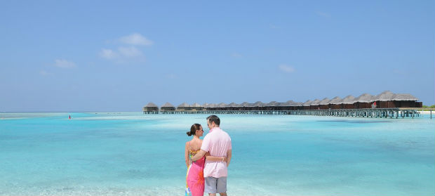honeymoon in Maldives
