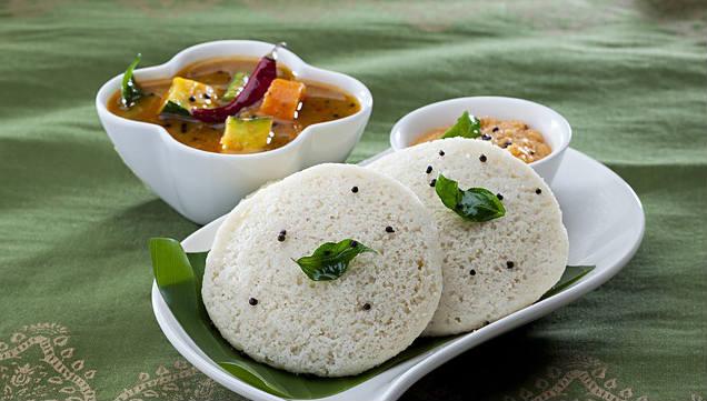 idli indian food
