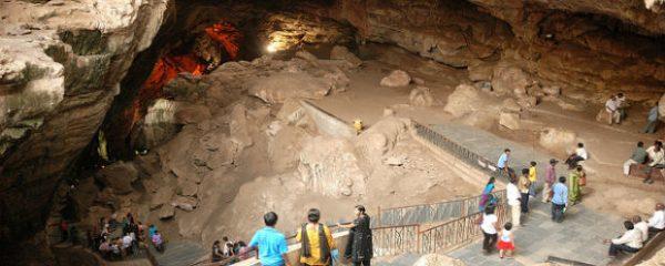 borra caves Vizag