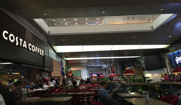 costa cofee Singapore