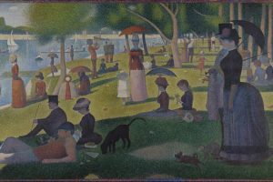Georges-Seurat A Sunday on La Grande Jatte