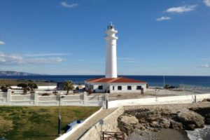 Torrox lighthouse