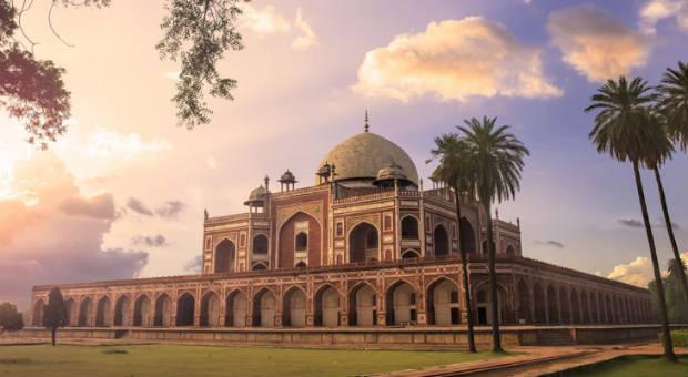 Humayuns tomb Delhi