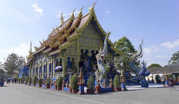 Wat Rong Seur Tean Chiang Rai