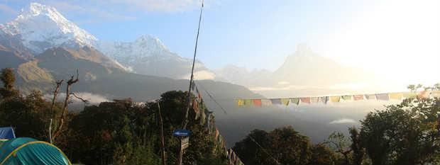 Annapurna Massif Nepal