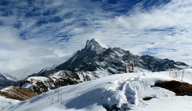 Mardi Himal, Nepal