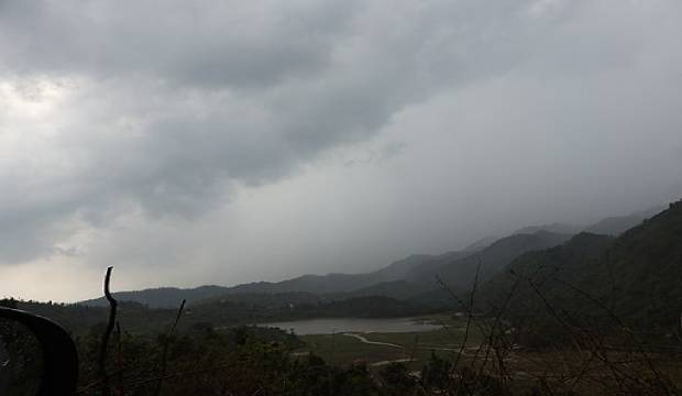 Monsoon in Morni Hills