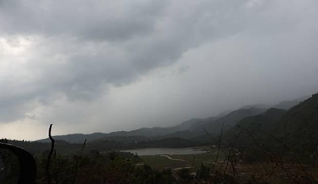 Monsoon in Morni Hills