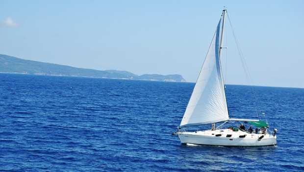 yacht boat greece
