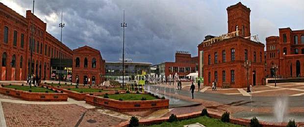 Manufaktura Panorama, Lódź