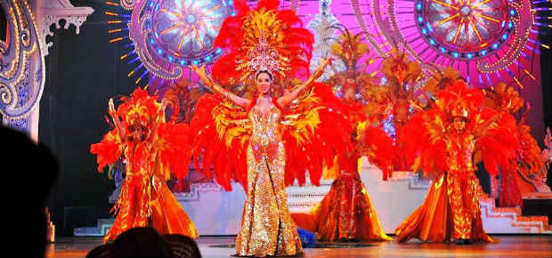 Alcazar and Tiffany show Pattaya