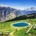 Auli (man-made-lake)