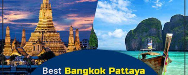 best Bangkok Pattaya tour itinerary