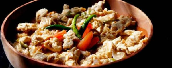 Jasha Maroo, Traditional Cuisine of Bhutan