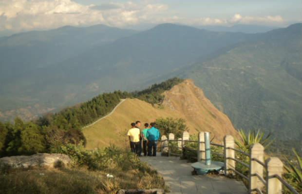 tiger hills Dargeeling