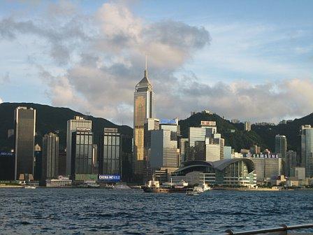 Hong Kong city