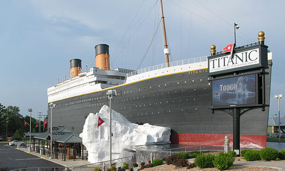 Titanic Museum - Branson, MO