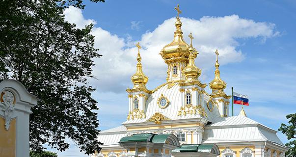 Peterhof-Palace-St-Petersburg