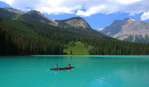 Yoho National Park BC Canada