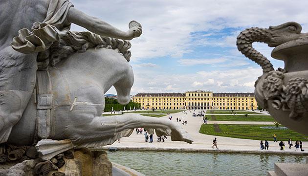 Vienna Sissi Palace( Schönbrunn Palace )