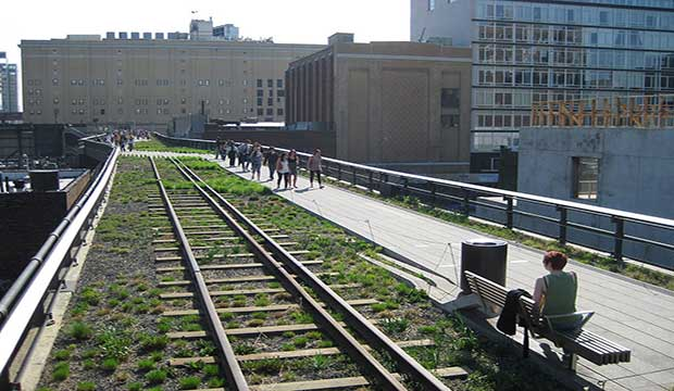Highline NYC