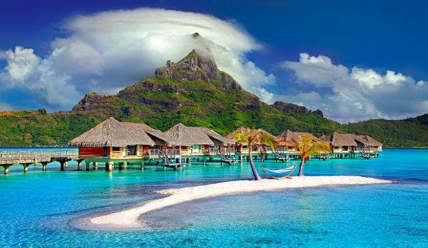 bora bora island Tahiti