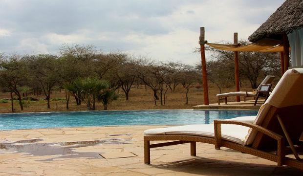 spa luxury camp hotel Africa