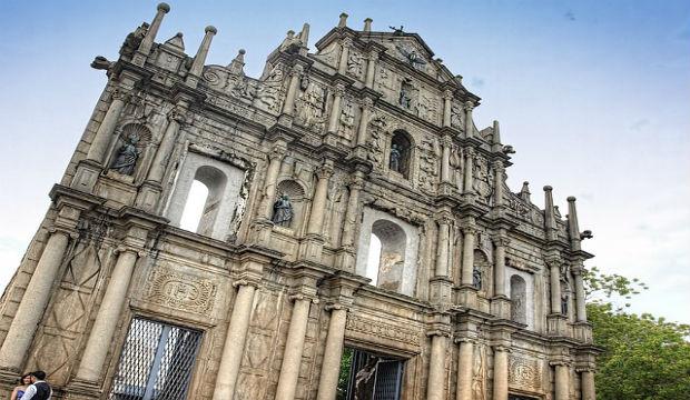 church St. Paul Macau
