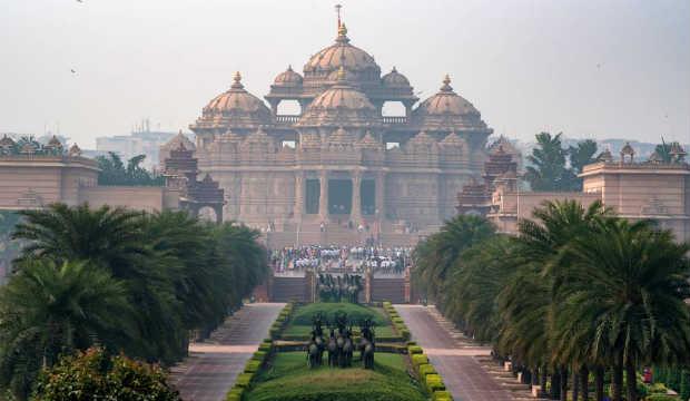 Akshardham Temple New Delhi