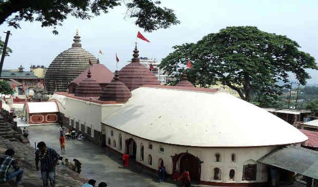 Kamakhya Devi Temple Guwahati