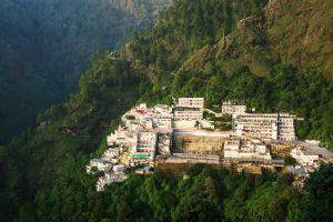 Vaishnodevi temple Jammu Kashmir
