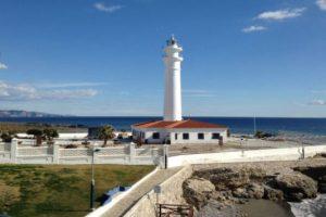 Torrox lighthouse
