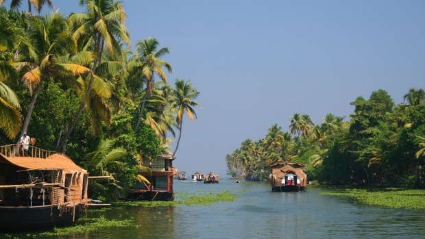 Backwaters of Kerala