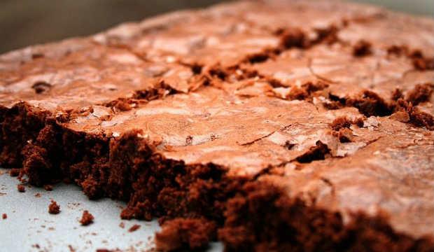 boozy brownies